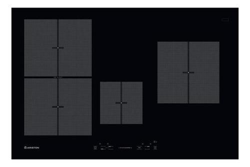 Imagen 1 de 1 de Anafe eléctrico Ariston NIS 841 F B AUS negro 220V - 240V/380V - 415V