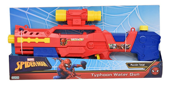 Spiderman Typhoon Water Gun Original Ditoys