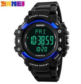 Relógio Smart Watch Skmei - Distância Calorias Pedômetro