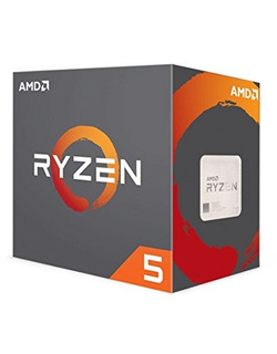 Amd Ryzen 5 1600x Processor (yd160xbcaewof)