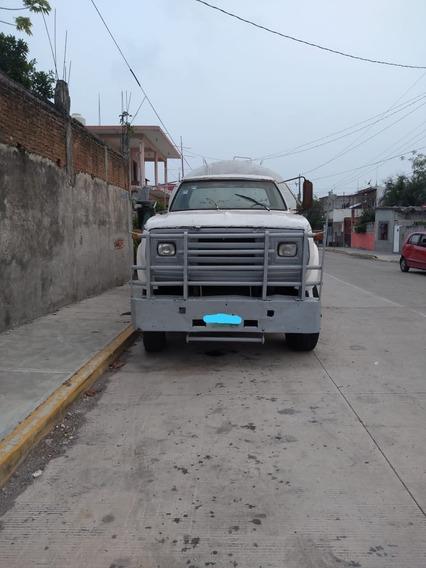 Camion Pipa De Agua 20,000 Litros Dodge Mod. 93