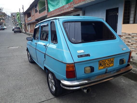 Renault R6 1979 2019