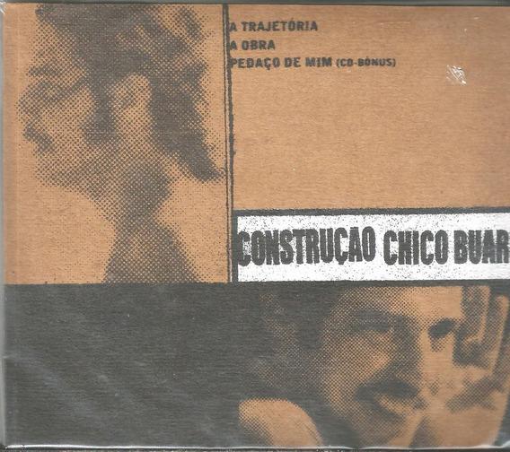 Cd - Chico Buarque - Pedaço De Mim - Lacrado - Cd Do Box