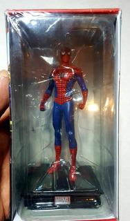 Figura Marvel - Hombre Araña 12 Cm Cerrada 3d Resina