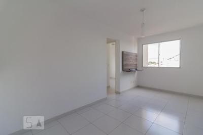 Apartamento No 3º Andar Com 2 Dormitórios E 1 Garagem - Id: 892906881 - 206881