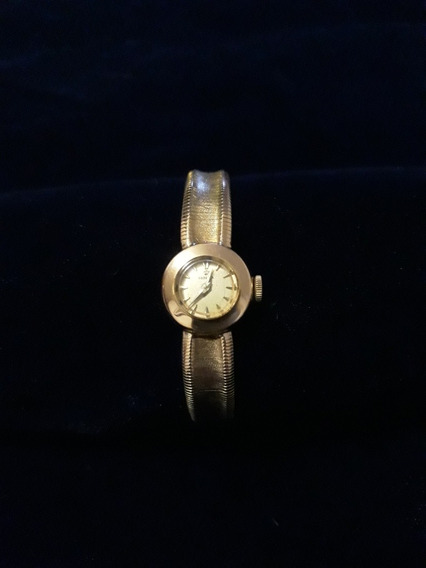 Lindo Rolex Ladies Anos 60 18 K