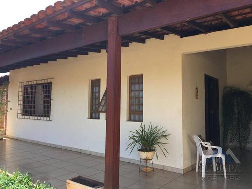 Imagem 1 de 12 de Casa Com 3 Dormitórios À Venda, 180 M² Por R$ 575.000,00 - Califórnia - Londrina/pr - Ca0716