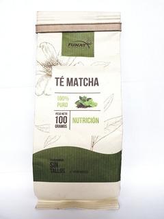 Té Matcha 100% Puro 100 Grs Te Verde Funat Con Reg Invima