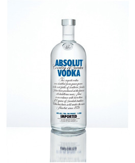 Vodka Absolut Litro