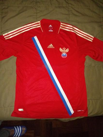 Camiseta Seleccion Rusia 2012,solo Le Saque Las Etiquetas!
