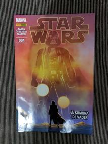Hq Gibi Quadrinhos - Star Wars - Edição 004 - Panini Comics
