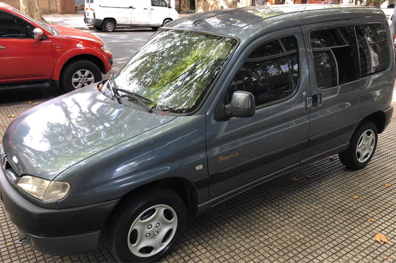 Peugeot Partner Patagonica 1.9d. 2009