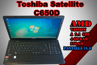 Laptop Dual Core 4gb 250gb Pantalla 15.6