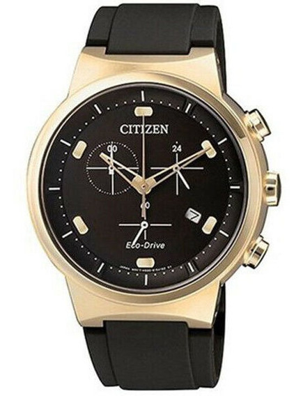 Relógio Masculino Citizen At2403-15e Borracha