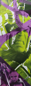 Tfgo - Poster Hulk - Thor Ragnarok - Exclusivo Omelete Box