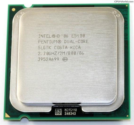 Processador Intel Dual Core E5400 2.7ghz Lga 775