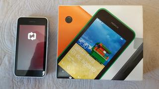 Microsoft Lumia 530 Branco - Com Defeito