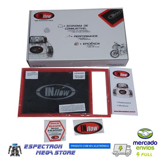 Filtro Inflow Fiat Linea 1.8 E-torq 2011 A 2017 Hpf3600