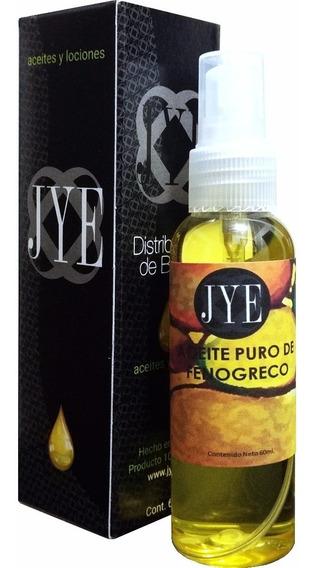 1 Aceite Natural Jye Fenogreco Puro 60 Ml