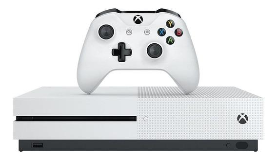 Microsoft Xbox One S 500GB Standard branco
