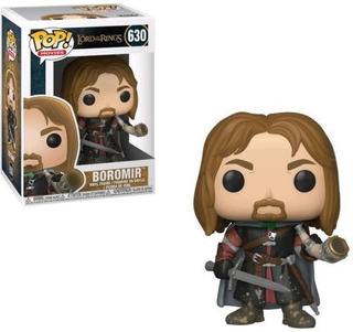 Funko Pop 630 The Lord Of The Rings - Boromir