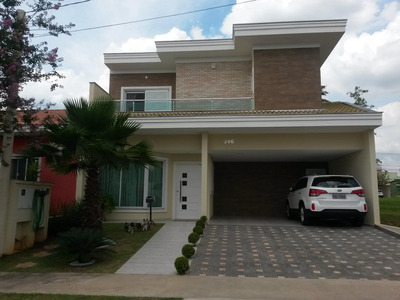 Sobrado Residencial À Venda, Condomínio Ibiti Royal Park, Sorocaba. - So2583
