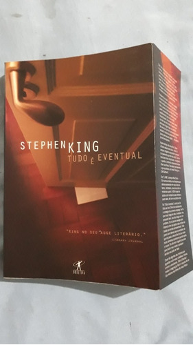 Livro Tudo É Eventual Stephen King Volume Único Vl64