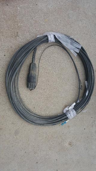 Fibra Óptica Monomodo Lc/lc 20 Mts