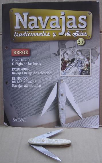 Navajas Tradicionales Y De Oficios Nº 37 Berge