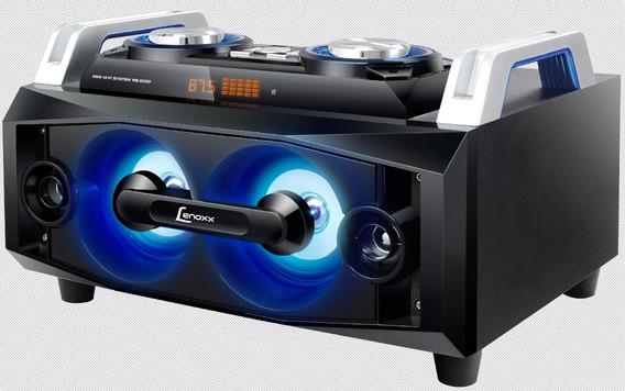 Mini Hifi System Lenoxx Ms 8300 150w