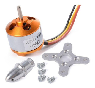 Motor Brushless 1400kv A2212 4 Axis Drone Cuadricoptero