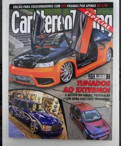 Revista Car Stereo Tuning - Corsa Astra Vectra Chevrolet Gol