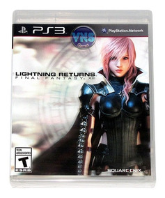 Lightning Returns Final Fantasy Xiii - Americano - Lacrado