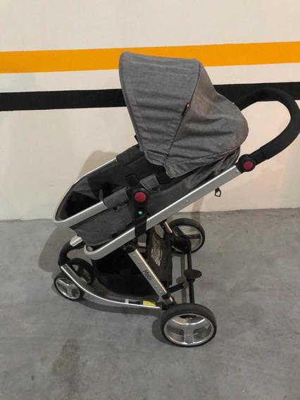 Carrinho Para Bebê Completo - Mobi Safety