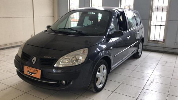 Renault Grand Scenic 2008 2.0 Aut. 5p