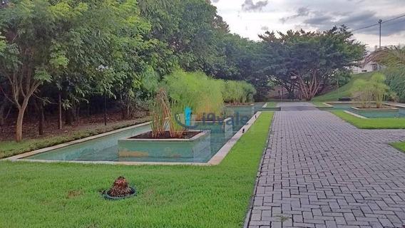 Vende Terreno Plano-condomínio Green Park Em Taubaté! - Te0370