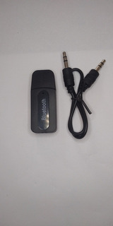 Adaptador, Bluetooth,cabo Auxiliar E Pendrive + Brinde