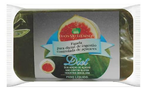 Imagem 1 de 2 de Figada Diet São Lourenço 250g
