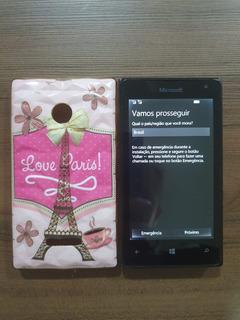 Celular Microsoft Lumia 435 - Funcionando Perfeitamente