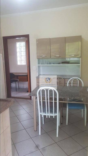 Imagem 1 de 14 de Kitnet Com 1 Dormitório Para Alugar, 38 M² Por R$ 1.400,00/mês - Barão Geraldo - Campinas/sp - Kn0081
