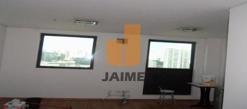 Conj. Comercial Para Venda No Bairro Barra Funda Em São Paulo - Cod: Ja740 - Ja740