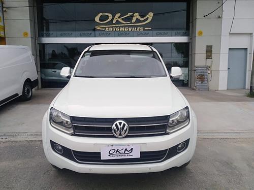 Volkswagen Amarok Highline Pack At 4x4