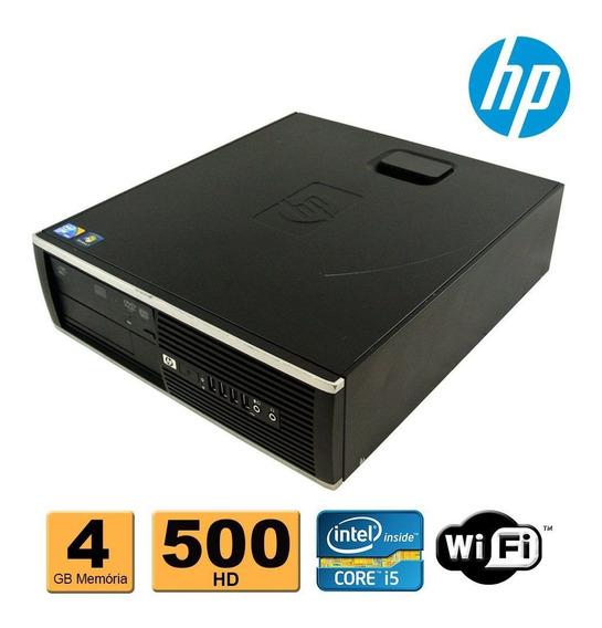 Computador Cpu Desktop Hp 8300 I5 3° Geração 4gb 500hd
