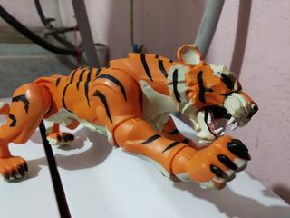 Tigre Del Adventure Team Gi Joe Sigma 6