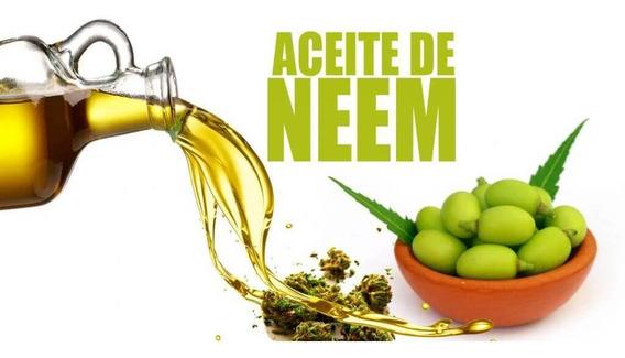 Acetie De Neem 100% Puro Prensado Al Frio