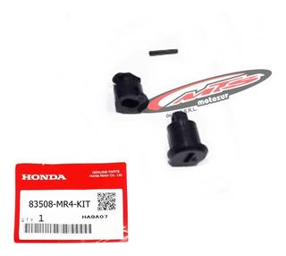 Kit Cerradura Cacha Inferior Original Honda Cg 125 Moto Sur