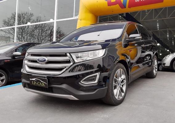 Ford Edge Titanium Unica - Aceito Trocas E Financio