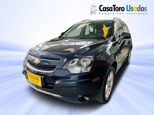 Chevrolet Captiva Sport At 4x4 2015-3000cc