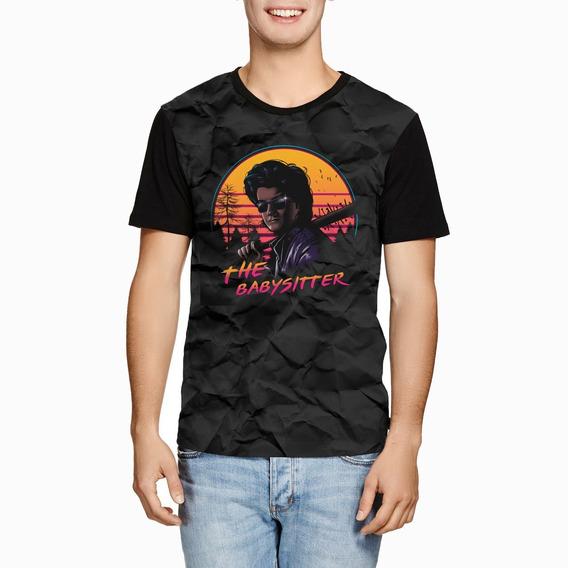 Camiseta Stranger Things Steve Harrington