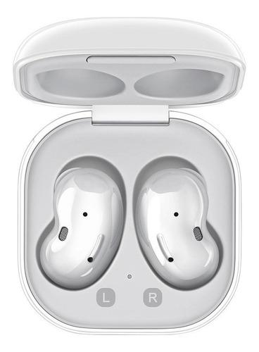Imagem 1 de 9 de Fone Bluetooth Samsung Galaxy Buds Live Original Branco